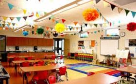 Как украсить класс на первое сентября: фото идеи